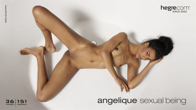 Angelique in Sexual Being