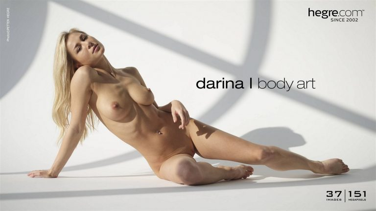 Darina L in Body Art